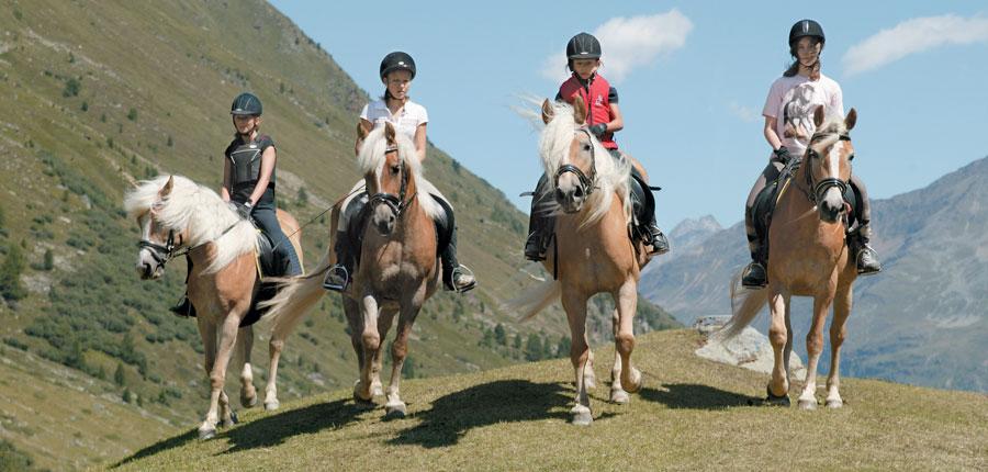 Hotel Edelweiss & Gurgl, Obergurgl, Austria - horse-riding.jpg